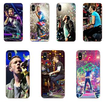 Chris Martin Coldplay Piano Viva La Live For Xiaomi Redmi Mi 4 7A 9T K20 CC9 CC9e Note 7 8 9 Y3 SE Pro Prime Go Play image