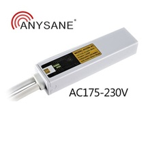 ANYSANE Universal Wireless 433.92mhz Rf Remote Control Receiver For Tubular Motorized Venetian Blinds Automated Curtains AC230V high quality original dooya tubular motor 220v 50mhz dm35r motorized rolling blinds biulted in receiver 433mhz for smart home