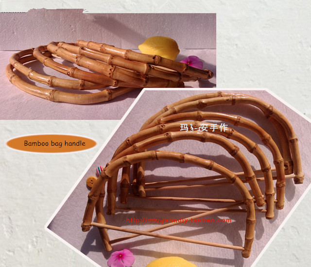 35% Off Bamboo Purse Handle Wholesale Wooden Purse Frame Oem China Factory  Bamboo Purse Handle Bamboo Bag Hanger