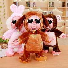Электронный reborn baby doll игрушки разговоры Прогулка надувного