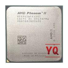 Amd phenom ii x4 945 95w 3.0ghz quad-core processador cpu hdx945wfk4dgm/hdx945wfk4dgi soquete am3