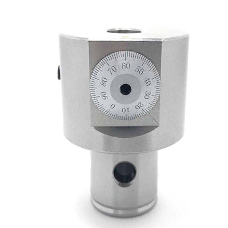 1 piezas BT40 BST 100L arbor + CBH de gran diámetro modular ajustable bien aburrido la cabeza de corte, sistema de herramienta - 3