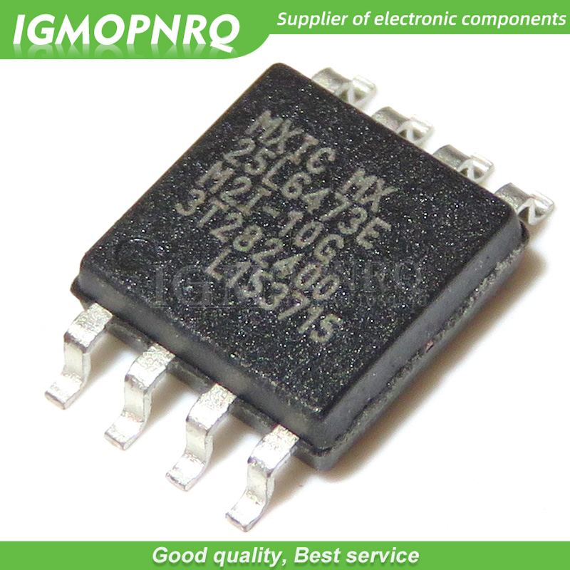 5pcs MX25L6473EM2I-10G MX25L6473E MX25L6473EM2I 25L6473E SOP New Original Laptop Chip