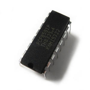 Image 1 - 1ชิ้น/ล็อตPCF8591 PCF8591P DIP 16ในสต็อก