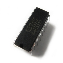 1pcs/lot PCF8591 PCF8591P DIP 16 In Stock