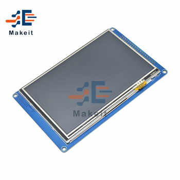 "5.0 Inch 5.0"" TFT LCD Display Module 800x480 Touch Panel Screen PCB Board Module Driver IC SSD1963 SD Card for AVR STM32 - DISCOUNT ITEM  26 OFF All Category"