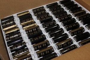Image 1 - 2PCS NEW NICHICON KX 400V220UF 25X50MM 400v 220uf tube amplifier 220uF 400v high voltage audio electrolytic 220uf/400V