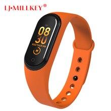 M4 Smart Band Fitness Tracker VS Bracelet Blood Pressure Heart Rate Monitor Smartband New