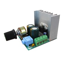 2*15W TDA7297  Digital Dual Channel Stereo Audio Amplifier AC/DC12 18V  small stereo amp Analog Mini Power Amplifier