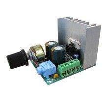 Mini amplificador de potencia estéreo Digital de doble canal, 2x15W, TDA7297, CA/DC12 18V