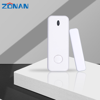 Original 433mhz Wireless Home Security Door Window Sensor Detector Android iOS APP Remote Control For 4G GSM WIFI Alarm System free shipping android and ios app control wireless home security gsm alarm system intercom remote control autodial siren sensor