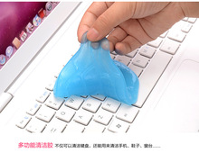 Magic Dust Cleaner Cleaning Gel Keyboard Cleaning Mud Keyboard Cleaner Laptop Cleaning Mud Keyboard Dust Removal Glue Universal