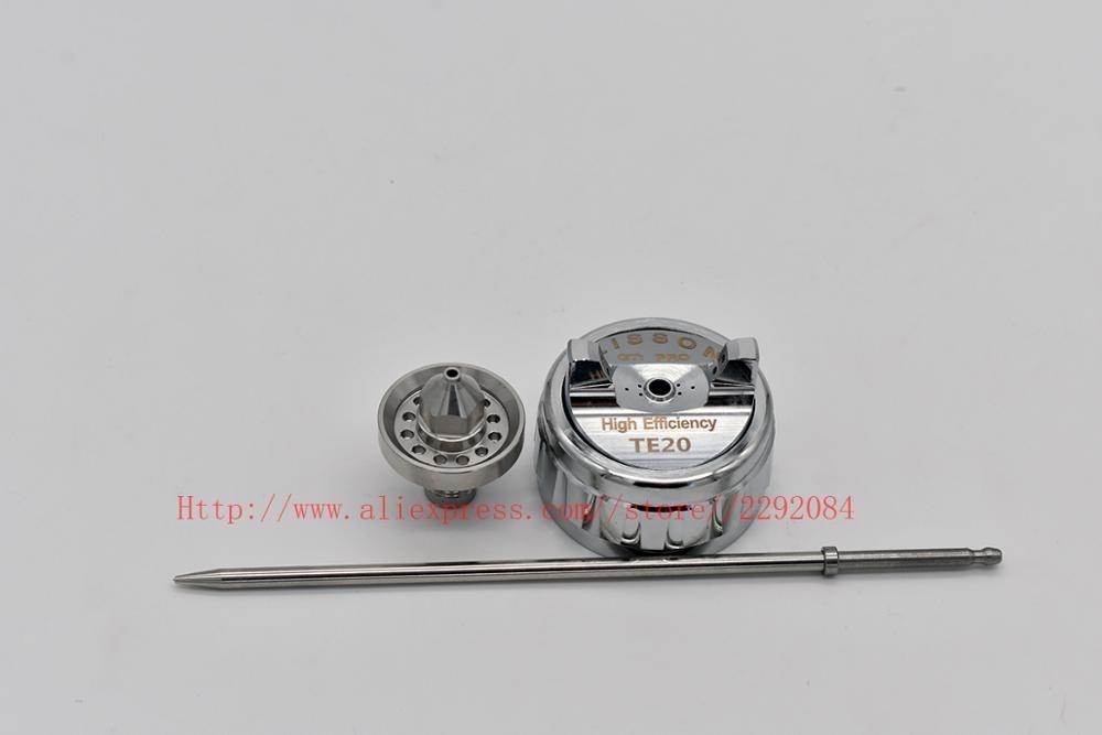 8mm Cap Spray Nozzle 3mm Kit Pro Accessories Gun Gun Part Nozzle 1 Lite T110 TE20 Gti Spray High 1 Kit Quality