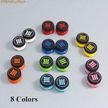 Chenghaorano joystick para ps3 e ps4, 2 peças, botão analógico de extensor para futebol, playstation 4 e ps4, controle para ps3 xbox360