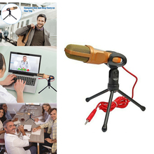 Vocal Recording Equipment Microphone Set With Foldable Tripod Microphone Kit For Game Conference Vocal Recording Device cheap FORNORM Hanging Microphones Condenser Microphone Computer Microphone Multi-Microphone Kits Wired