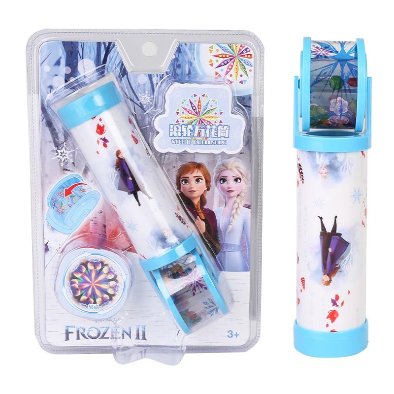 Disney Cartoons princess frozen elsa anna Science Education Kaleidoscope Learning Education toys