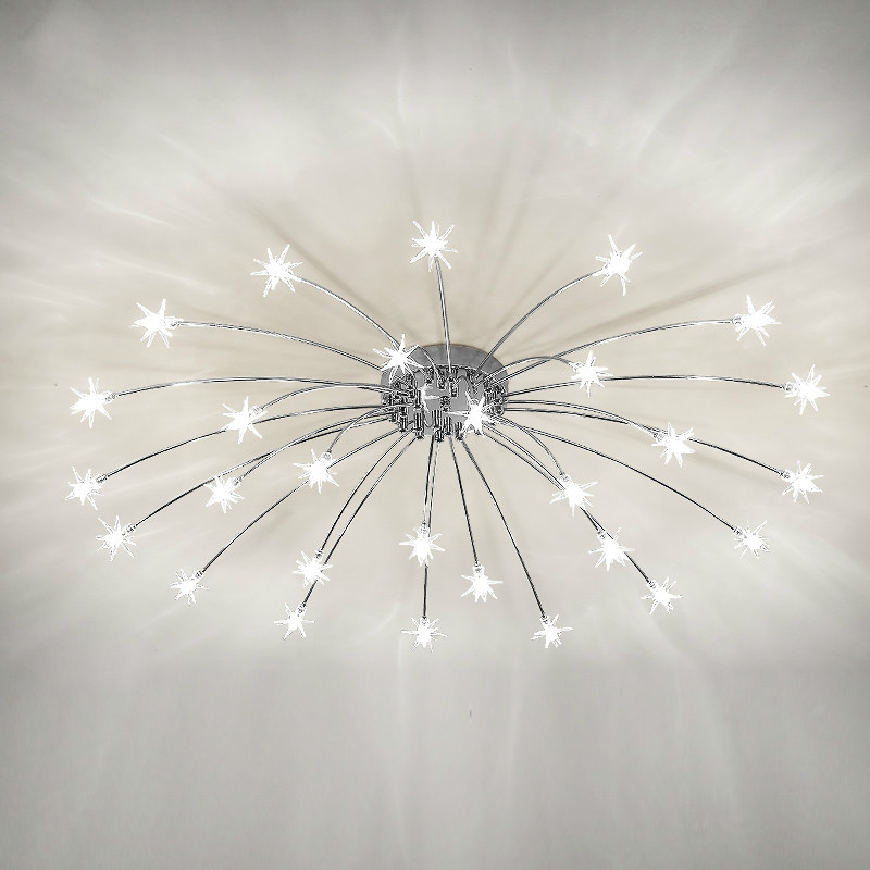 Modern Led Ceiling Lights Creative European Ceiling Lamp For Living Room Bedroom Livingroom Restaurant Diningroom Deco Lighting