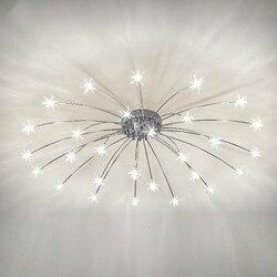 Moderne Led Decke Lichter Kreative Europäische Decke Lampe Für Wohnzimmer Schlafzimmer Wohnzimmer Restaurant Esszimmer Deco Beleuchtung