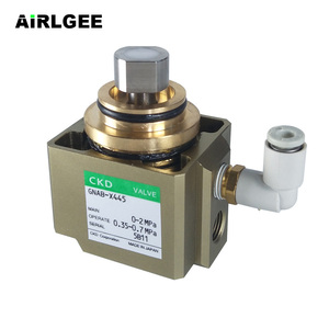 Zawór elektromagnetyczny pneumatyczny CKD GNAB-X445 części zamienne zawór tulejowy osi do maszyn do WEDM-LS drutu