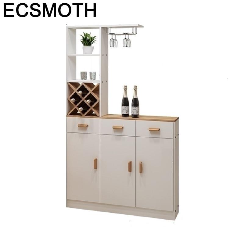 Vetrinetta Da Esposizione Mobili Per La Casa Adega Vinho Kast Shelves Table Cocina Rack Shelf Mueble Bar Furniture Wine Cabinet