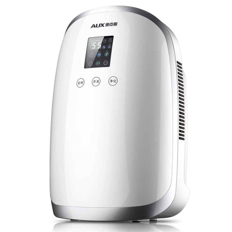 Electric Intelligent Dehumidifiers For Home Office Timing Strong Dehumidification Anion Purifier Mute Moisture Absorbing Dryer