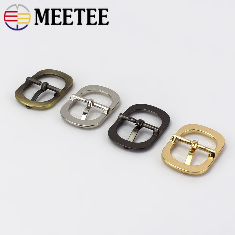 25mm Metal Shoe Roller Pin Belt Buckle DIY Strapping Leathercraft Handbag Shoes