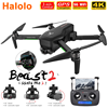 NWE SG906/SG906 Pro 2 drone 4k HD mechanical 3-Axis gimbal camera 5G wifi gps system supports TF card drones distance 1.2km