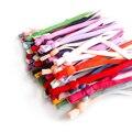 Разноцветный шнур для шитья в виде маски с регулируемой пряжкой