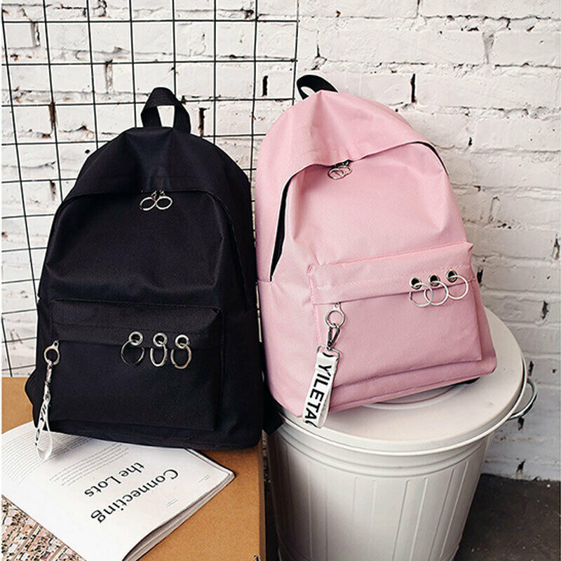 New Fashion Backpack Girls Backpack Travel School Bags Rucksack Female Waterproof Nylon Travel Bag Bolsas Mochilas