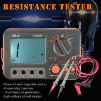 Digital Insulation Resistance Tester Megger MegOhm Meter 250V 500V 1000V HVR88