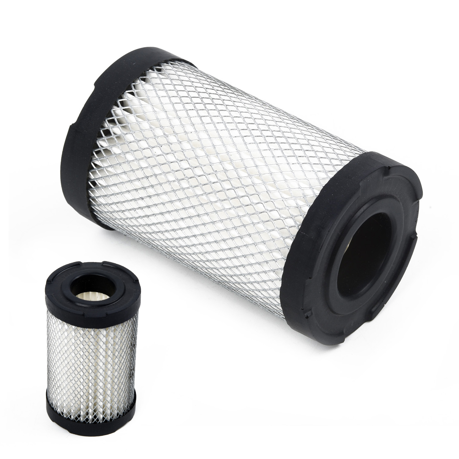 For Tecumseh 35066 Sears 10096 63087a Air Filter Fuel Lawn Mower Cone Intake Replacement Induction Accessories