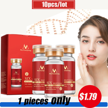 Snail/ Six Peptides/VC Repair Concentrate Rejuvenation Emulsion Anti Wrinkle Serum For Face Skin Care Products Anti-aging Acid