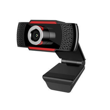 1080P 720p 480p HD Webcam with Mic Rotatable PC Desktop Web Camera Cam Mini Computer WebCamera Cam Video Recording Work image
