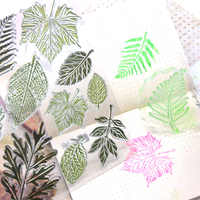 High Quality Clear Stamps For Scrapbooking Alphabets Flowers Foliage Travel Tags Transparent Stamp Journal DIY Card Decoration