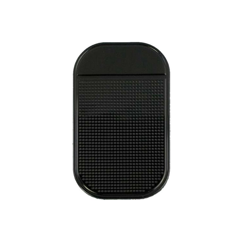 2pcs Car Anti Slip Mat Magic Car Washable Silicone Dashboard Non Slip Sticky Pad For Camera GPS Key Mobile Phone Mount Holder