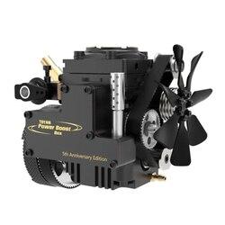 TOYAN MOTOR FS-S100AT Visuelle Verbrennung Motor Verbrennung Kammer Fünfte Anniversary Edition