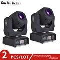 Светодиодный движущийся головной светильник Mini Spot 60 Вт с 8 лампами, 7 цветов, высокая яркость, светодиодный мобильный светильник Dmx512 для вече...