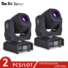 Moving-Head-Light Party 8-Gobos Mini Spot 60w Dmx512 LED 7-Colors with High-Brightness