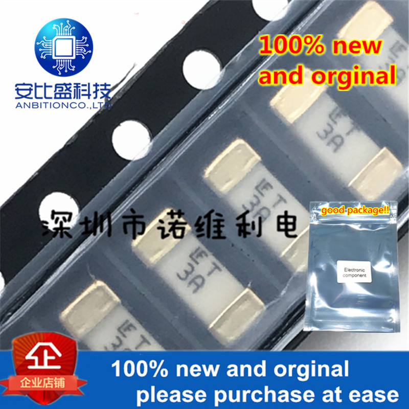 10pcs 100% New And Orginal Surface Mount Fuses 1808 LF 3A 125V 0451003 In Stock