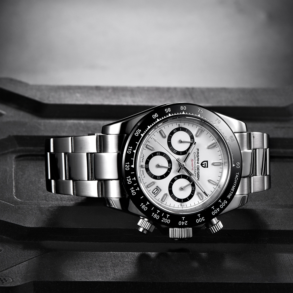 PAGANI DESIGN 2020 New Men's Watches Quartz Business watch Mens Watches Top Brand Luxury Watch Men Daytona Chronograph Relogio Masculino free drop shipping (41)