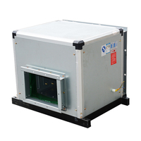 Low Noise Wind Chassis Centrifugation Cabinet Exhaust Box Energy Saving Exhaust Fan Air Supply Tools Plus Acoustic Cotton