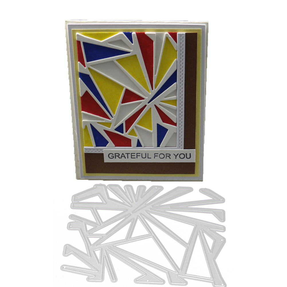 Metal Cutting Dies Irregular Die Mold Greeting Card Decoration Scrapbook Paper Craft Knife Mould Blade Punch Stencils Die