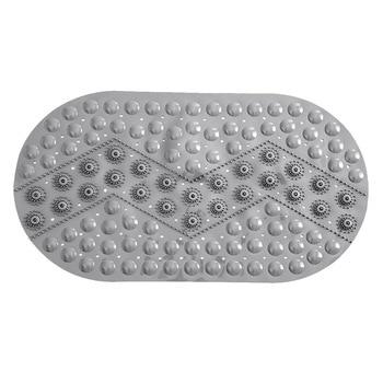 Suction Cup Spa Non Slip Health Care Bath Tub Shower Mat Hotel Sauna Room Washable Mildew Proof Massage Home Bathroom