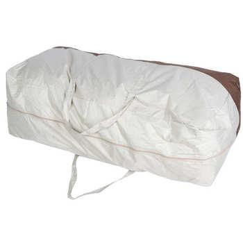 Meble poduszki do przechowywania torby składane wodoodporne meble ogrodowe torby do ogrodu Patio tanie i dobre opinie TOPINCN
