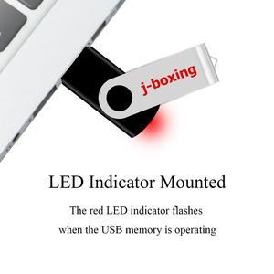 Image 5 - J الملاكمة 16GB USB 3.0 فلاش فلاش قرص ذاكرة عصا معدنية قابلة للطي القلم محرك 32GB 64GB فلاشة مزودة بفتحة يو إس بي يو القرص للكمبيوتر ماك اللوحي الأسود