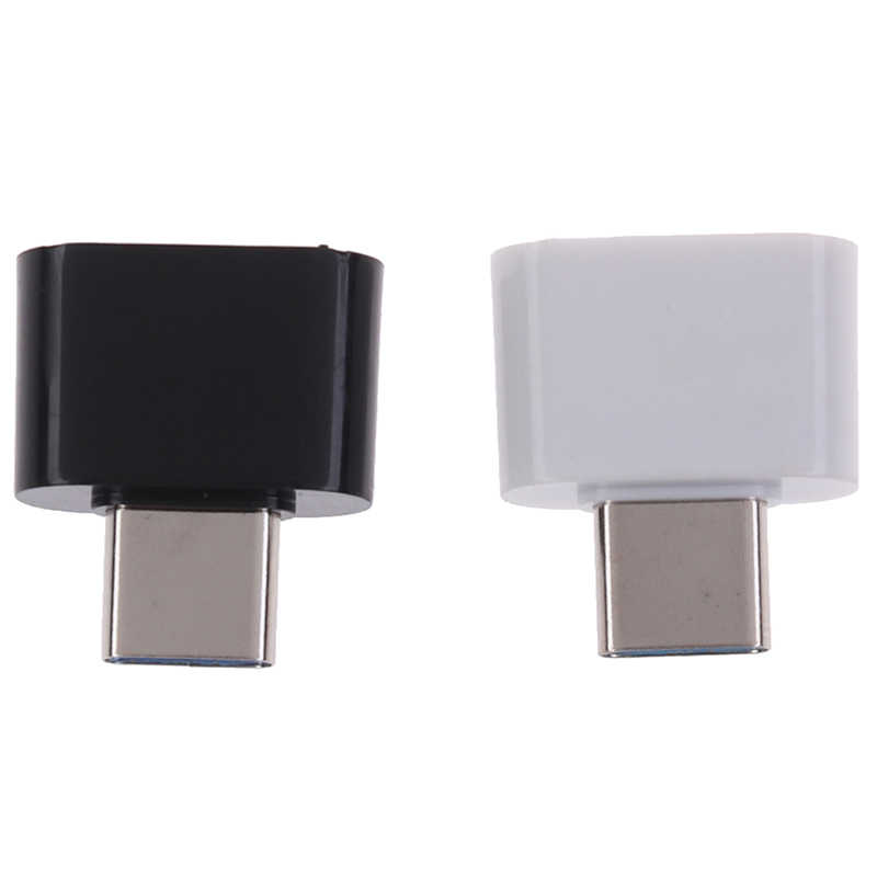 New Micro USB OTG 2.0 Hug Converter Type-C OTG Adapter for Android Phone Cable Card Reader Flash Drive OTG Cable Reader