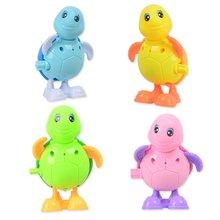 Симпатичные часы дети прыгают Черепаха игрушки головоломка игрушки интерактивные охраны окружающей среды