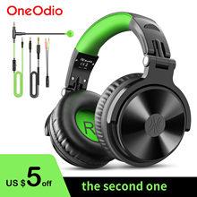 Oneodio Gaming Kopfhörer Über Ohr Wired Stereo Headset Mit Mikrofon Für PS4 Xbox Ein Telefon PC Gamer Studio DJ Kopfhörer
