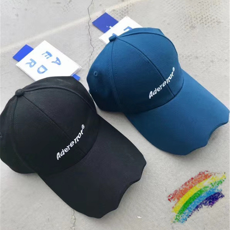1:1 Real Tag Adererror Baseball Cap Women Men Best Quality Embroidery Logo Ader Error Cap