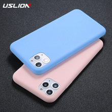 USLION Phone Case For iPhone 11 X 7 6 6s 8 Plus 5 5s SE XR